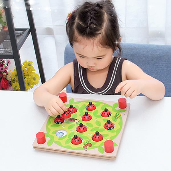 Отцовство интерактивный рабочий стол память игра ребенок головоломка сила фокус сила обучение монте шаттл (челнок) прибыль обучения в раннем возрасте головоломка игрушка