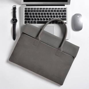 電腦包14寸男2020新款適用macbook12蘋果筆記本pro13手提mac聯想小新air13.3華為matebook15.6女16寸戴爾惠普