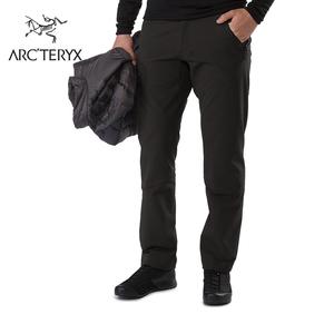 arc'teryx明星同款男子防风软壳裤
