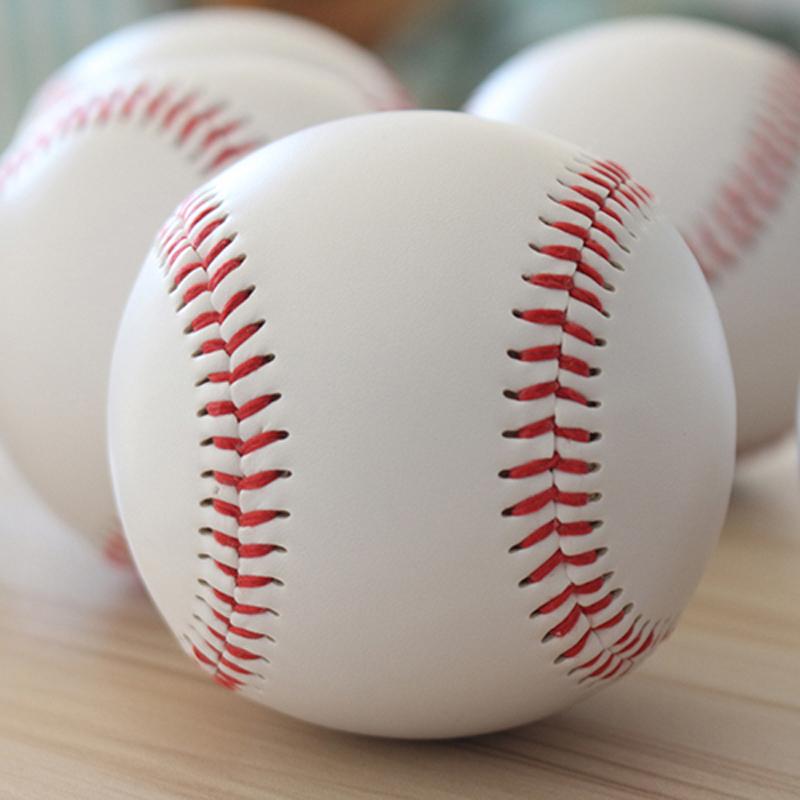 小学生专用10寸垒球考试中学9号棒球软式硬实心儿童棒球比赛训练