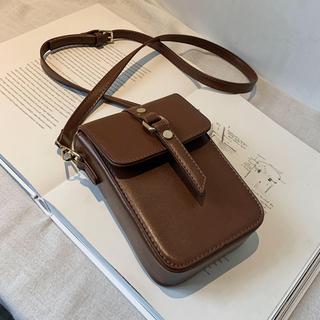 时尚小包包女休闲包包2021新款潮斜挎包手机包韩版秋季简约小包包