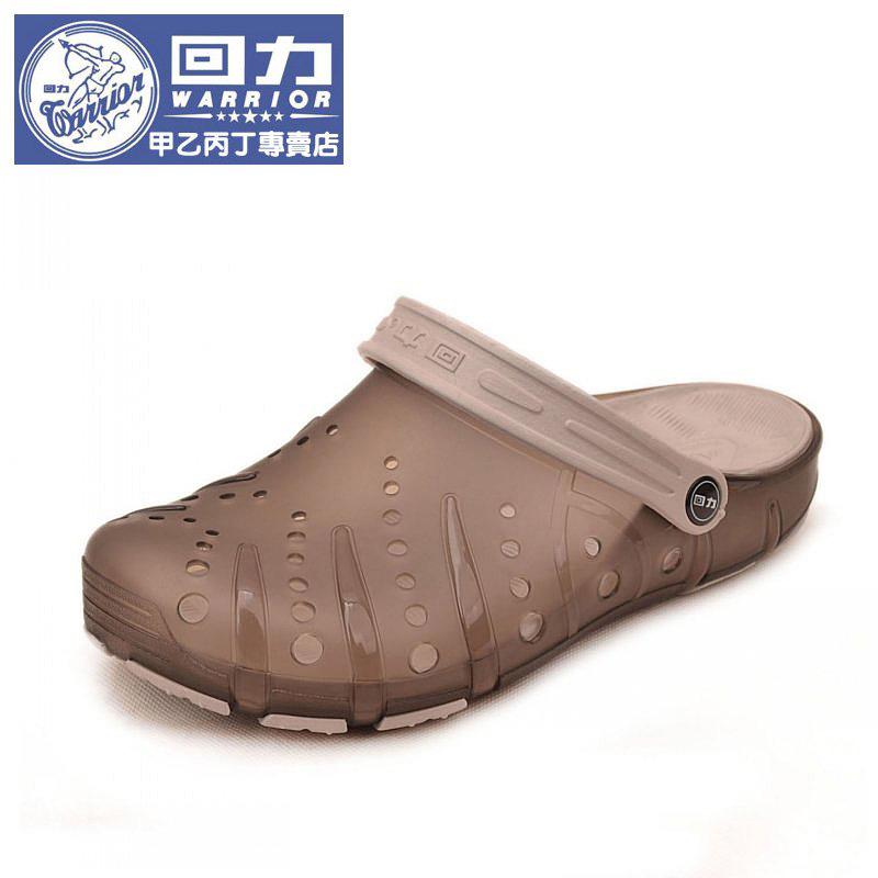 回力洞洞鞋男包头拖鞋男夏季透气凉拖防滑沙滩鞋潮凉拖鞋韩版凉鞋