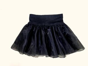 2013 new winter high waist organza pleated skirt tutu skirts