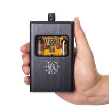 小熊便携式可充电双电子管 胆管 耳放 B4 手机 平衡版耳机放大器