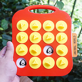 脑力大作战 记忆对对碰 儿童记忆力专注力训练逻辑益智记忆棋玩具