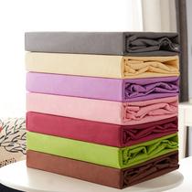 美容院高檔揉按床單理療床套可定制無洞SPA美容床罩四件套親膚棉