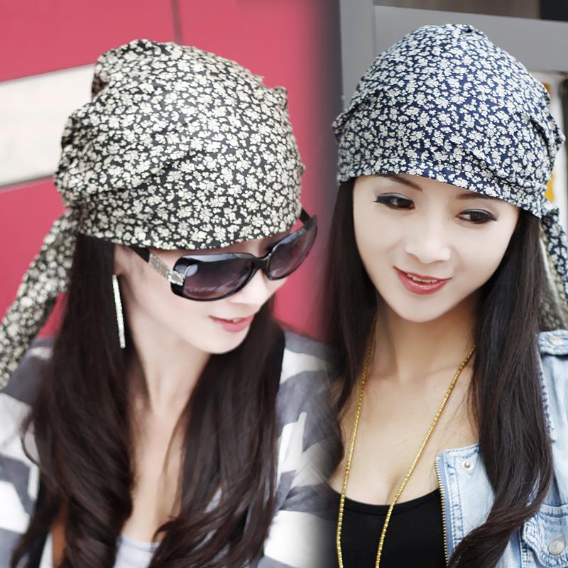夏季月子帽产后包头女士帽夏头巾