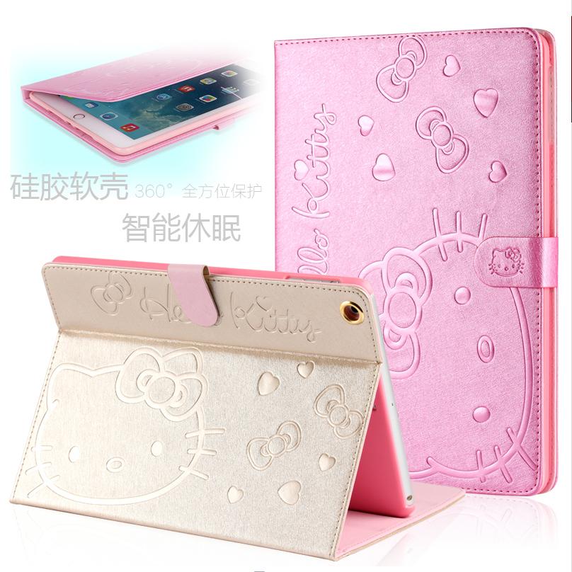 蘋果平板電腦ipad6 air2保護套iPad3 4mini2矽膠套1殼迷你卡通5韓