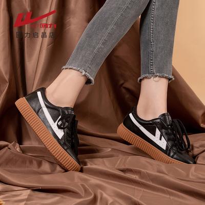 回力女鞋学生 韩版休闲感觉怎么样呀