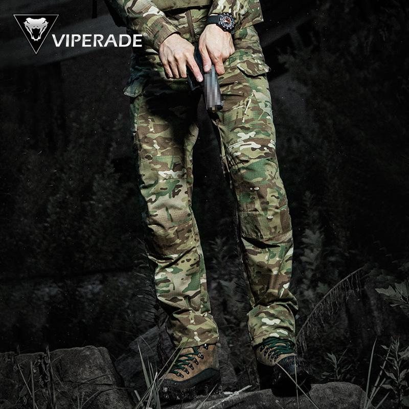 viperade砂石ix7执政官直筒作训裤(用5元券)