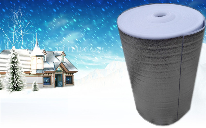 Алюминий эпе изоляция лесоматериалы еда сохранение тепла страхование холодный сохранение дом топ солнцезащитный крем мембрана земля горячей специальный светоотражающая пленка бесплатная доставка