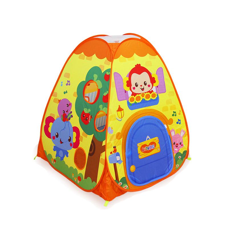 ~18個月 ~澳貝奇妙遊戲屋 兒童帳篷遊戲屋 可開門 仿真 體驗
