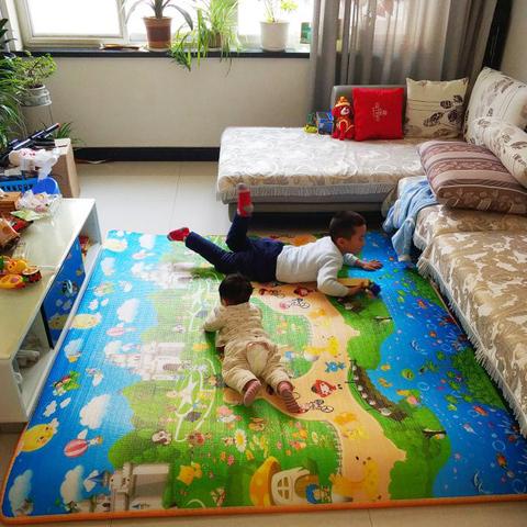 置家可折叠打地铺睡垫榻榻米泡沫床垫厚懒人垫子双人地垫自动加厚