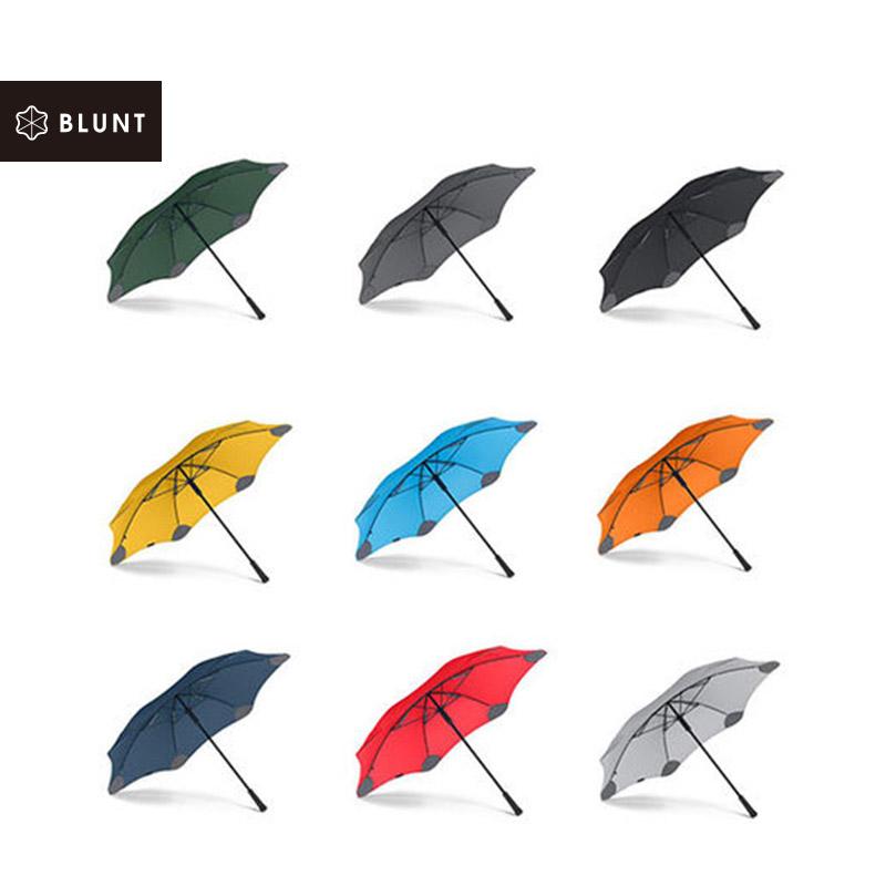 BLUNT长柄雨伞抗强风男士双人创意时尚商务晴雨伞CLASSIC