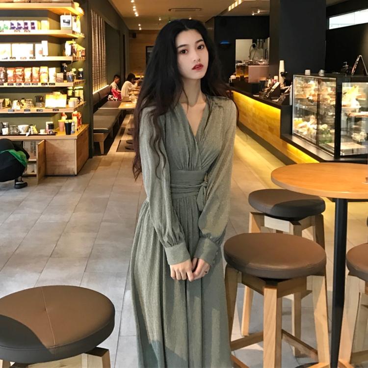 2019女装流行推荐:很仙的法国小众连衣裙