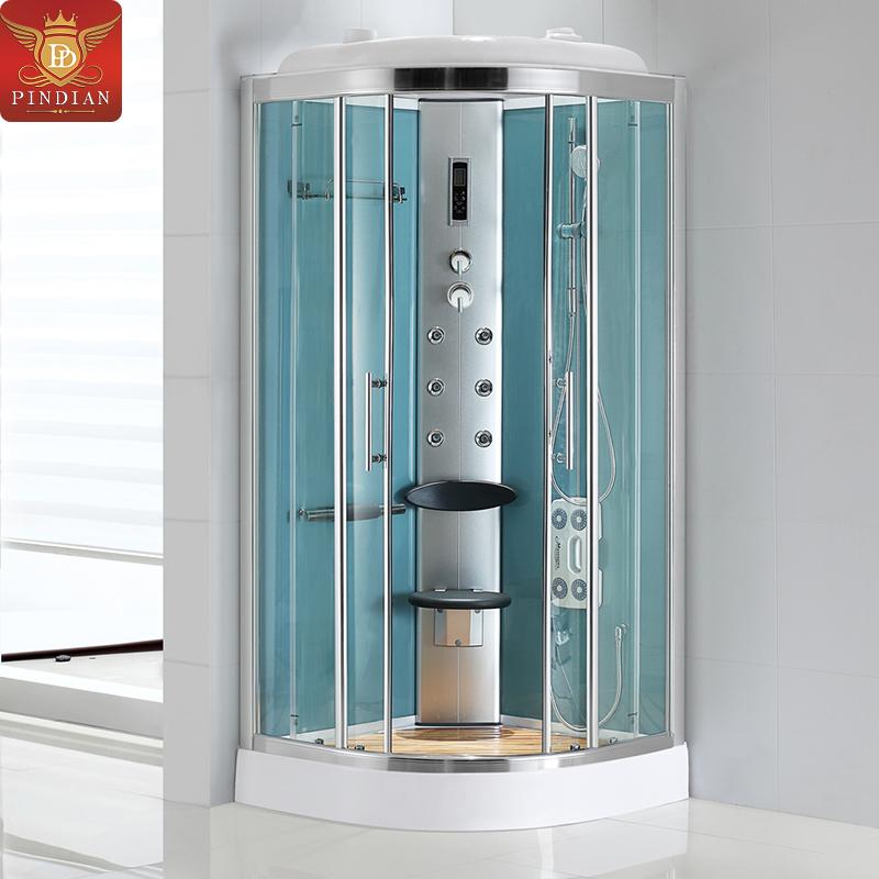 品典卫浴 Clean Dell康利达整体淋浴房弧扇形沐浴房可加蒸汽 9005