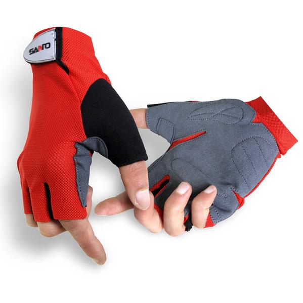 Мужские перчатки без пальцев Артикул 17763905981