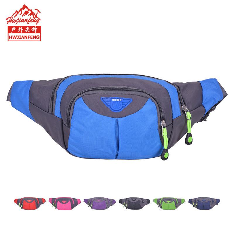 Outdoor waist bag running mobile phone bag zero purse outdoor bag leisure travel bag small bag 2020 new fashion