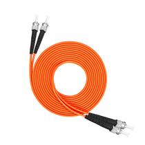Tanghu Lake St-st 3 m Multi-mode dual-core fiber jumper 5 15m fiber optic cable tail fiber pair Customizable