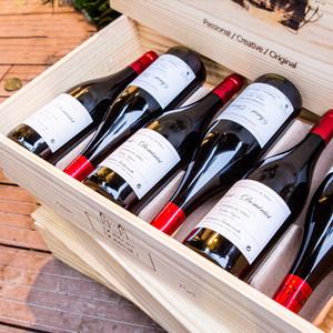 WINEBOSS 法國原瓶進口紅酒法國明星酒莊AOC原裝進口干紅葡萄酒