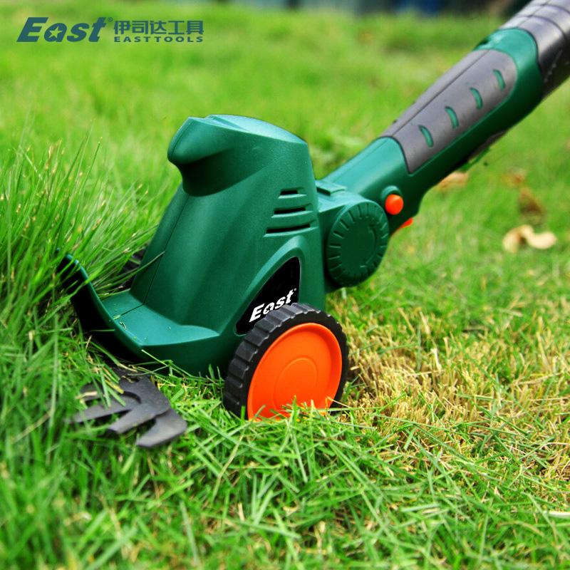 小型家用多功能充電式除草鋰割草機