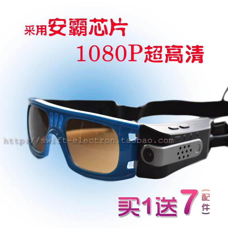 Конец года продажи Распродажа 5,001,080 p HD спортивные очки фотоаппарат DV