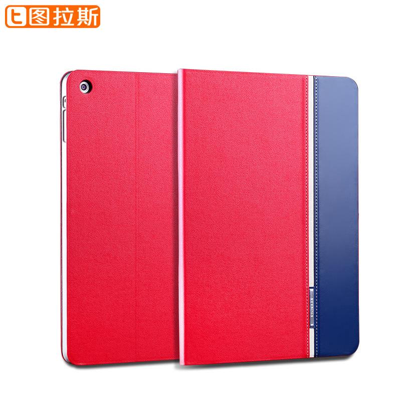 圖拉斯 iPad4保護套全包邊蘋果newipda3後殼超薄iPd2愛派thePad外