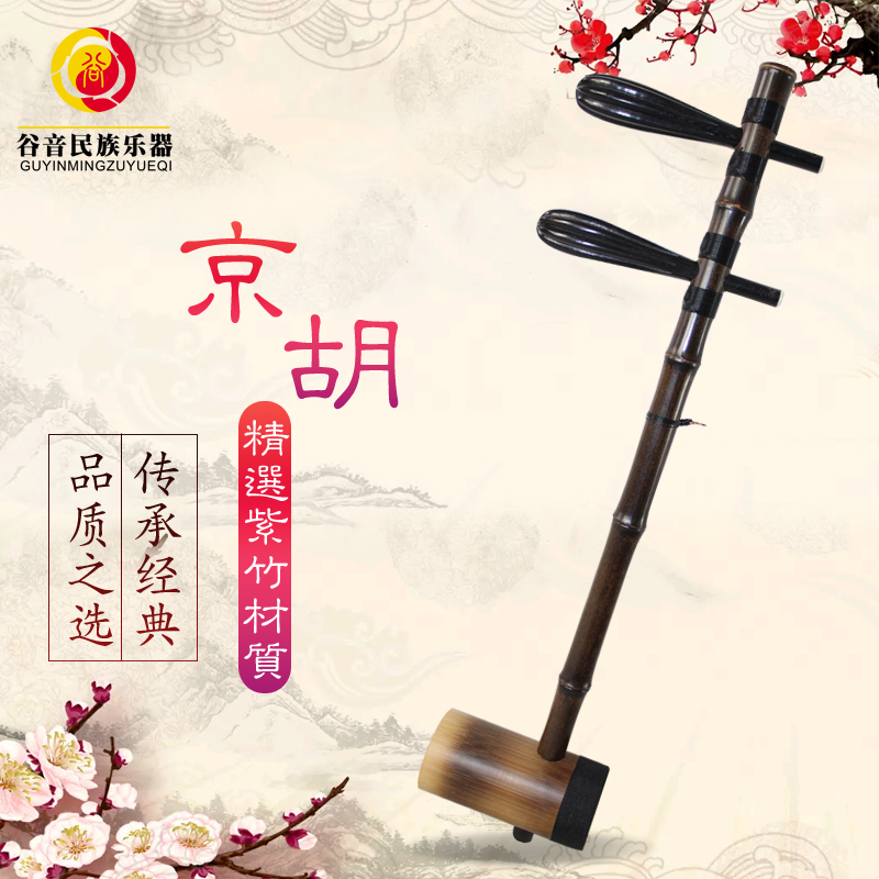 Бесплатная доставка по китаю Музыка народная музыка профессиональный выбор Zizhu медведь Jinghu национальный музыкальный инструмент змея кожи Xipi Erhuang в подарок примерка