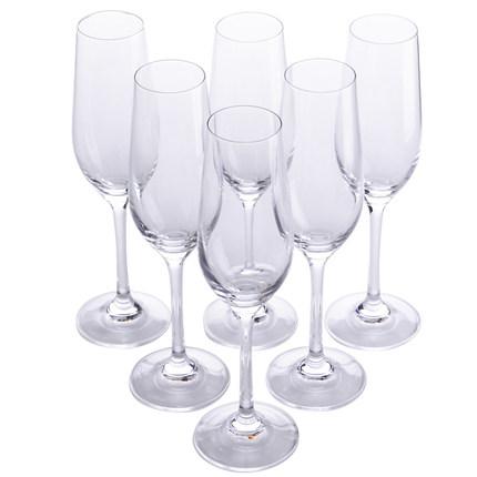 创意水晶香槟杯套装家用饮品杯子