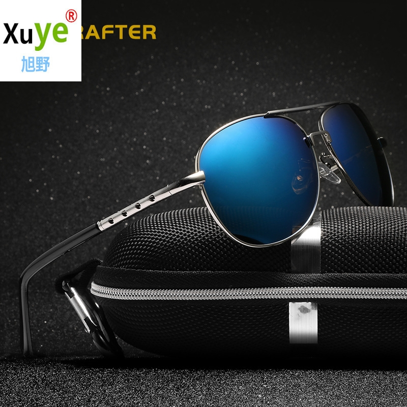 men fashion summer Polarized sunglasses man sun glasses