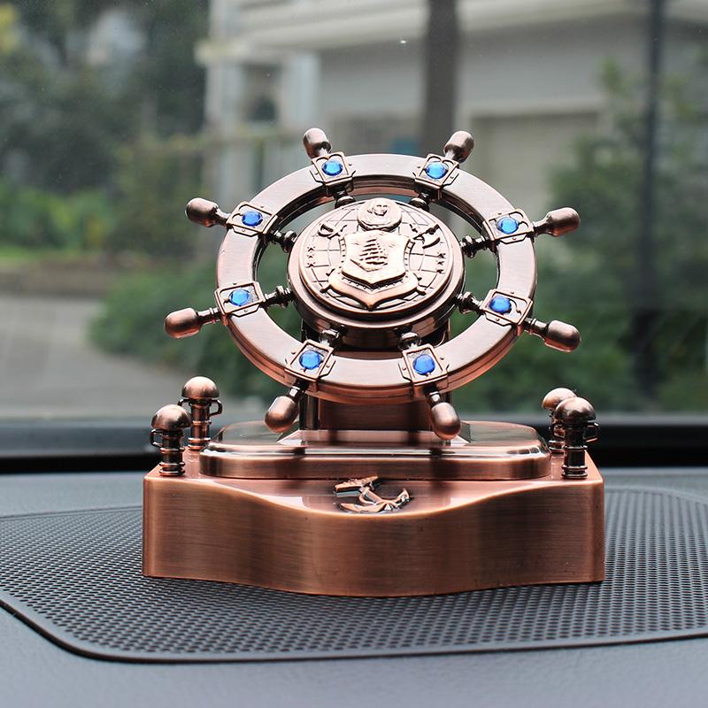 汽車香水擺件 車載香水座式車用香水除異味車內飾品擺件用品