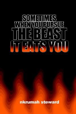【预售】Sometimes When You Pursue the Beast, It Eats You: