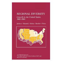 【预售】Regional Diversity: Growth in the United States