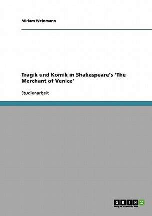 【预售】Tragik Und Komik in Shakespeare's 'The Merchant of