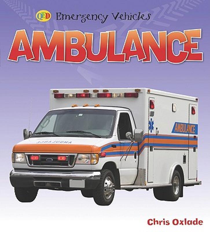 【预售】Ambulance