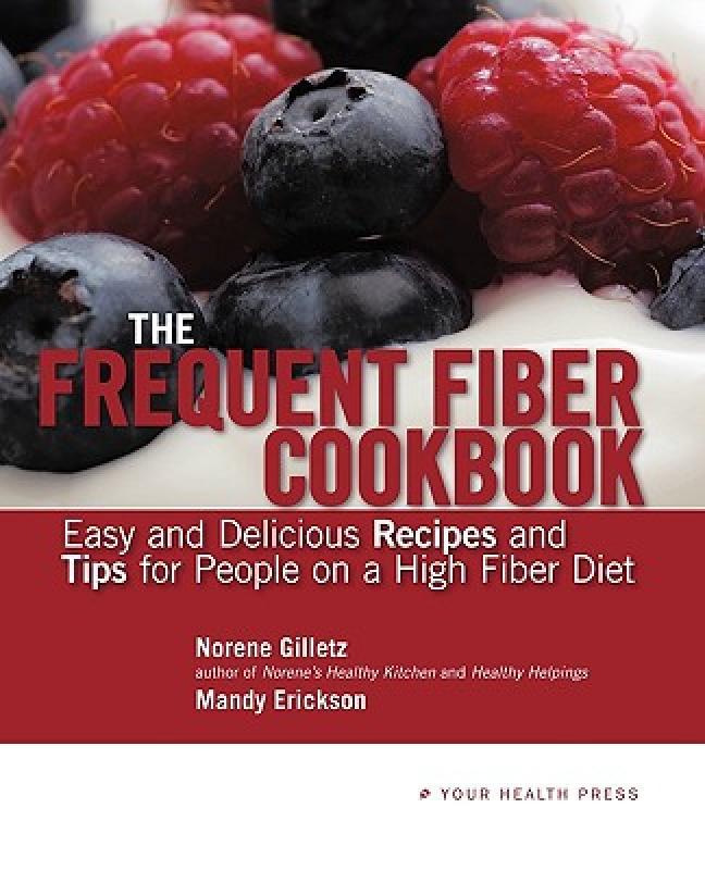 【预售】The Frequent Fiber Cookbook: Easy and Delicious