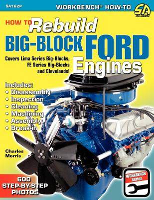 【预售】How to Rebuild Big-Block Ford Engines