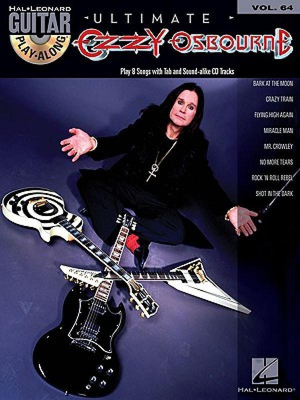 【预售】Ultimate Ozzy Osbourne [With CD (Audio)]