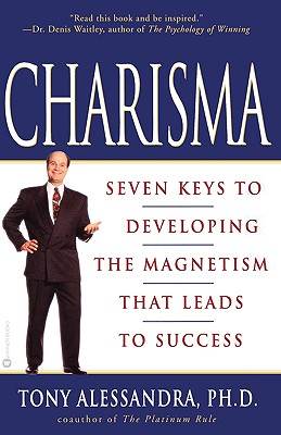 【预售】Charisma: Seven Keys to Developing the Magnetism
