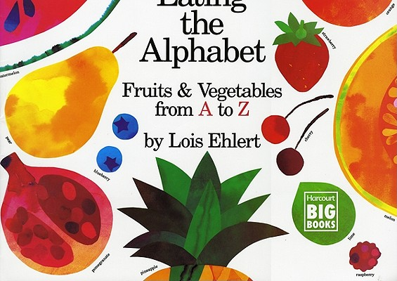 【预售】Eating the Alphabet: Fruits & Vegetables from A to