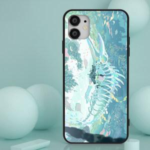 9397岛的鲸正版苹果小米华为手机壳