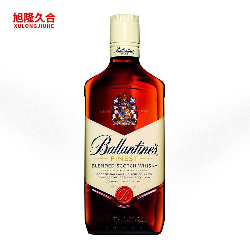 英國 正品洋酒 百齡壇威士忌 百齡壇特醇蘇格蘭威士忌酒調和型