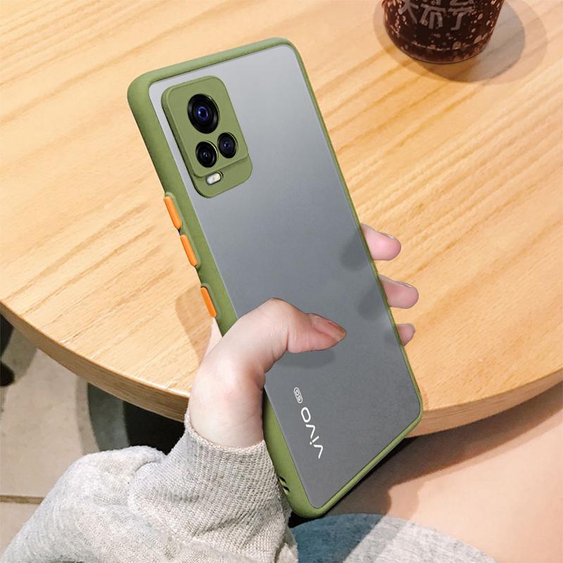 适用于vivos7手机壳s6 vivo保护套5g版x27全包镜头2020新品vivo防摔s7女款硅胶s6男士潮牌透明超薄ins风创意