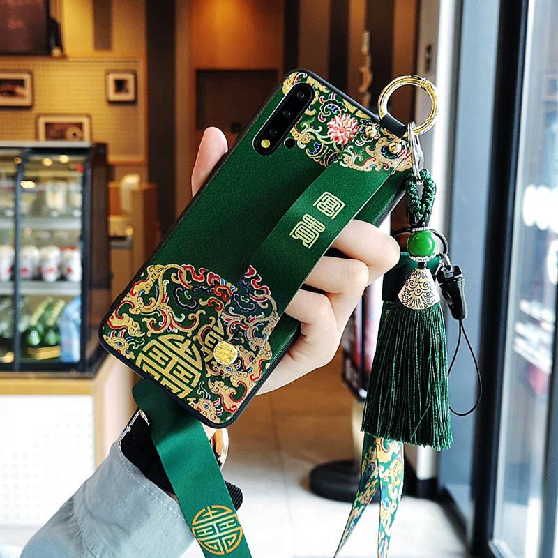 民族风华为荣耀v10腕带/ 7x手机壳