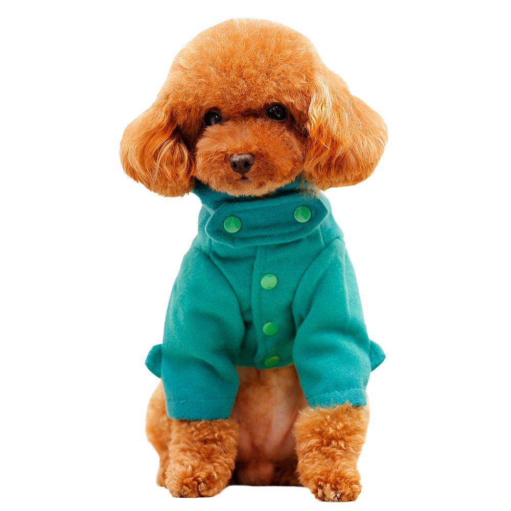 狗狗衣服 裝泰迪比熊吉娃娃雪納瑞小鹿犬柯基棉衣小狗寵物服裝