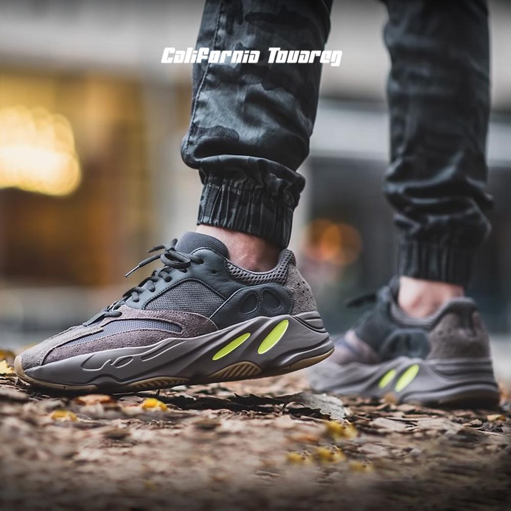 Adidas Yeezy Boost 700 Inertia 侃爺椰子男女復古老爹鞋EE9614