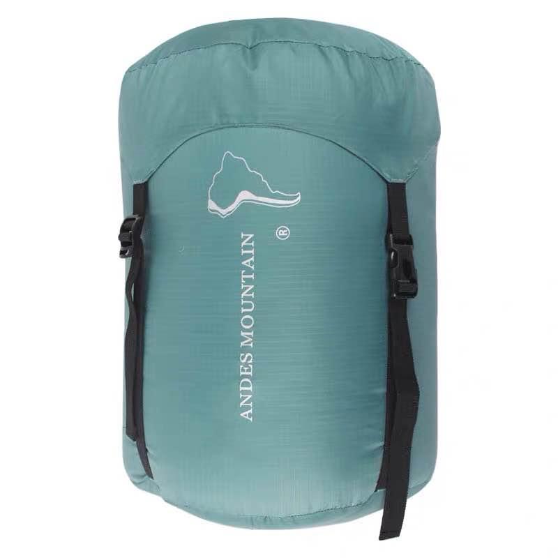 Outdoor sleeping bag compression bag storage bag storage bag portable bag camping accessories clothing sorting storage sub packaging bag