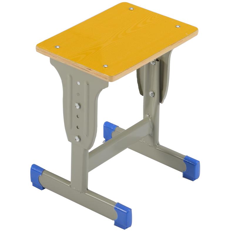 Продаётся напрямую с завода студент лифтинг стол табуретка студент урок столы и стулья поезд стул школа стул один колонка маленький квадрат табуретка