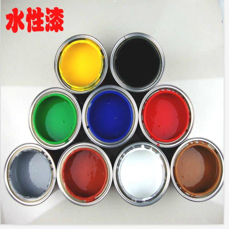 水性漆木器漆木漆 金屬翻新水性漆 彩色油漆 環保 白色 清漆