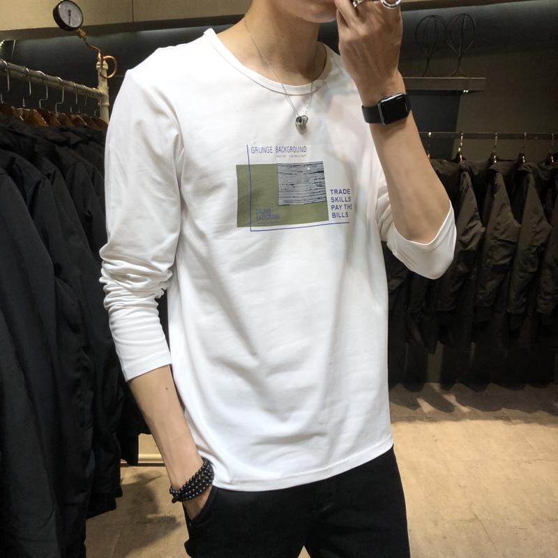 男士长袖t恤潮牌2019新款潮流卫衣(用40元券)